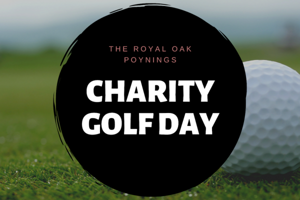 Royal Oak charity golf day